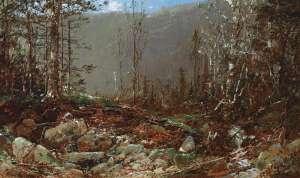 Mountain Landscape by WILLIAM LOUIS SONNTAG