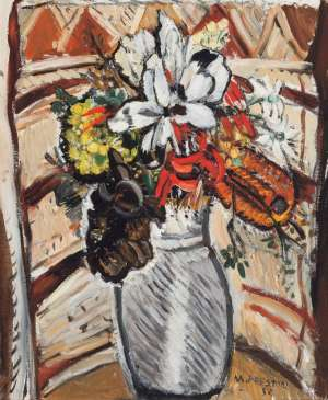 Flowers (Australian) (also known as Native Wild Flowers) by MARGARET PRESTON