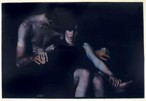 Untitled #117 by BILL HENSON