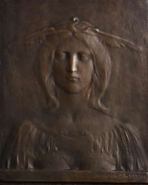 BERTRAM MACKENNAL Silence (also known as Goddess) image