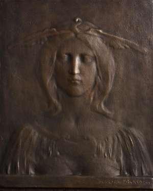 BERTRAM MACKENNAL Silence (also known as Goddess)image