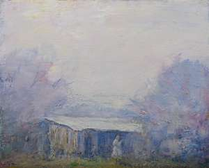 Shed and Sunshine (Central West) by LLOYD REES