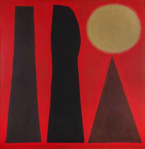 Desert Tribe by JOHN COBURN