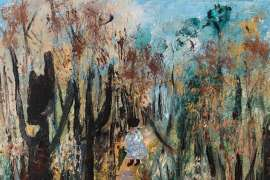 After the Bushfire by JOHN PERCEVAL