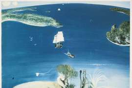 The Arrival by BRETT WHITELEY