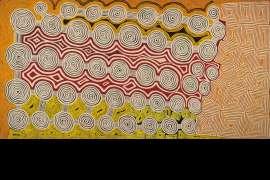 Kumpuralgna by RONNIE TJAMPITJINPA
