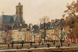 Pont Neuf by WILL ASHTON