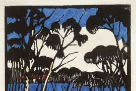 Harbour Foreshore by MARGARET PRESTON