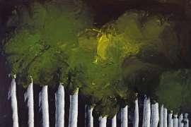 Bush by SIDNEY NOLAN