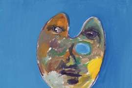 Face by SIDNEY NOLAN
