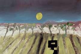 Moonlight by SIDNEY NOLAN