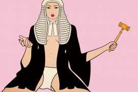Career Babe: High Court Judge by HAZEL DOONEY