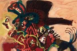 El Hombre de la Mancha by JOHN OLSEN