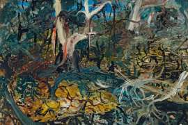 Bend in the Creek by JOHN PERCEVAL