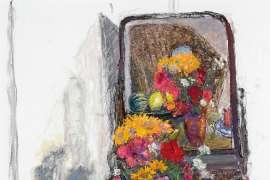 Still Life with Byzanta Vase by WILLIAM ROBINSON