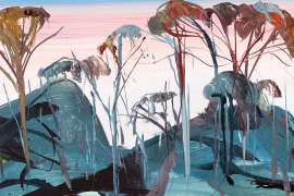 Dusk at Shoalhaven by ARTHUR BOYD