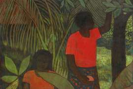 Untitled (Fiji Garden) by RAY CROOKE