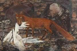 The Vixen by CLIFTON PUGH