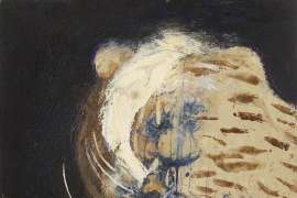 Head of a Lion by BRETT WHITELEY
