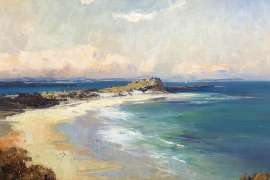 Nobby's Beach by KEN KNIGHT