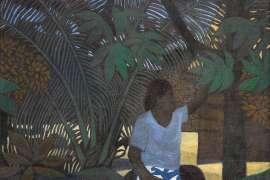 Islander's Garden, Fiji by RAY CROOKE