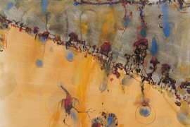 Waterbird by JOHN OLSEN