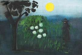 Moonrise by CHARLES BLACKMAN