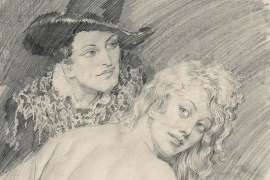 Study for Marriage by NORMAN LINDSAY