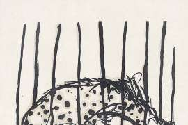 Hyena (Regent's Park Zoo series) by BRETT WHITELEY