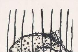 Hyena (Regent's Park Zoo series) by BRETT WHITELEY