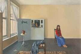 Malatesta Kneeling by BRIAN DUNLOP