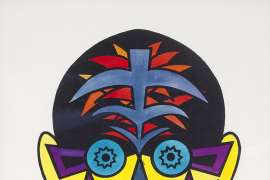 Zappo Head by HOWARD ARKLEY