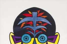 Zappo Head by HOWARD ARKLEY