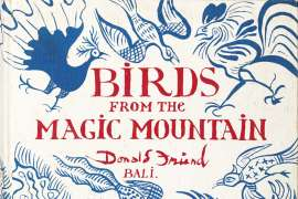 Birds from the Magic Mountain by DONALD FRIEND