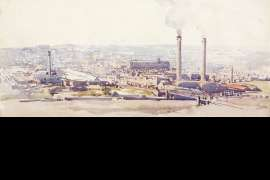 Industry and Commerce by ARTHUR STREETON