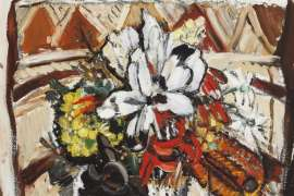 Flowers by MARGARET PRESTON
