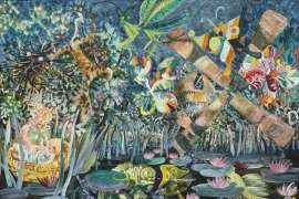 Moses and the Insects by JOHN PERCEVAL