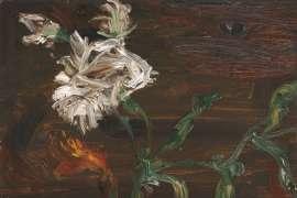 Vase of Flowers by JOHN OLSEN