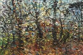 Suburb Through the Heath by JOHN PERCEVAL