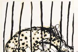 Hyena by BRETT WHITELEY