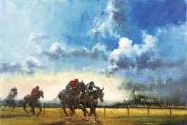 Towool Races by HERMAN PEKEL