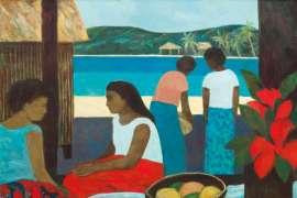 Untitled (Islanders) by RAY CROOKE