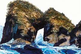 Sea Through Study by NEIL FRAZER