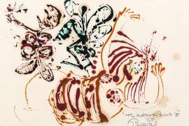 The Mother the Insects II by JOHN PERCEVAL