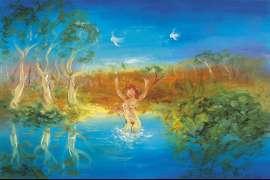 Europa Bather by DAVID BOYD