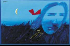Blue Dream by CHARLES BLACKMAN