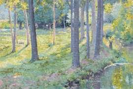 (Landscape) by EMANUEL PHILLIPS FOX