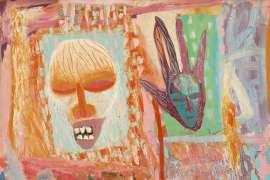 Skull by DEL KATHRYN BARTON