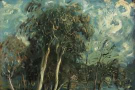 Study for Westerly Breeze by WILLIAM DOBELL