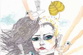 Girl #5 by DEL KATHRYN BARTON